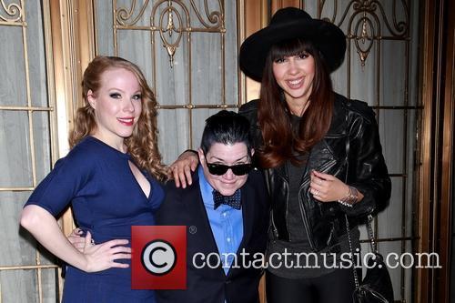 Emma Myles, Lea Delaria and Jackie Cruz 1