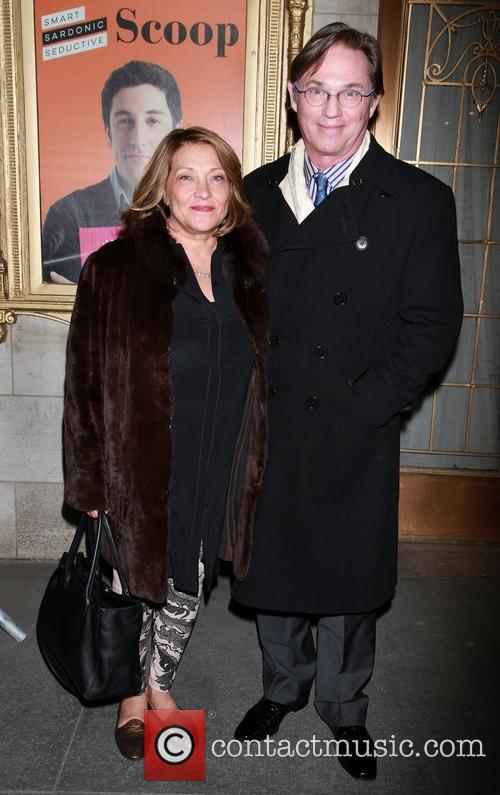 Georgiana Bischoff and Richard Thomas 5