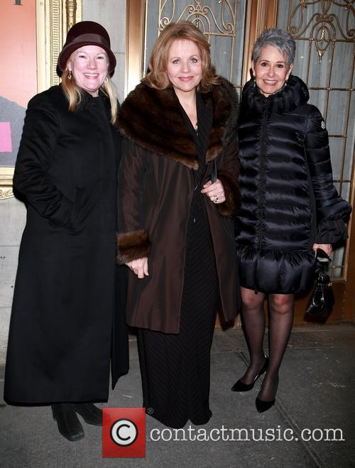 Kathleen Marshall, Renee Fleming and Guest 2