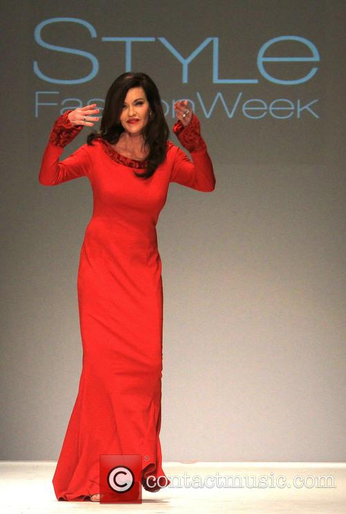 Andrea Anderson Style Fashion Week L A Fall Winter 2015