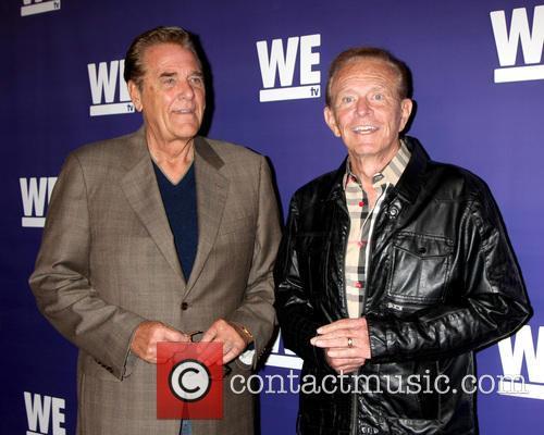 Chuck Woolery and Bob Eubanks 2