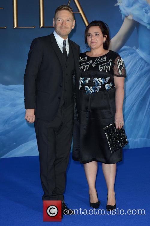 Kenneth Branah and Lindsay Brunnock 2