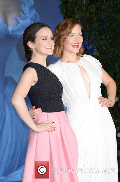 Sophie Mcshera and Holliday Grainger 9