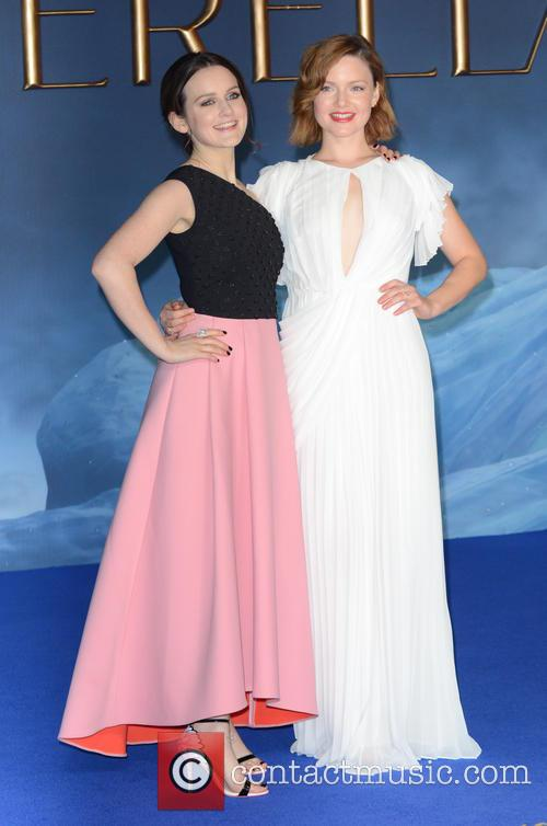 Sophie Mcshera and Holliday Grainger 10