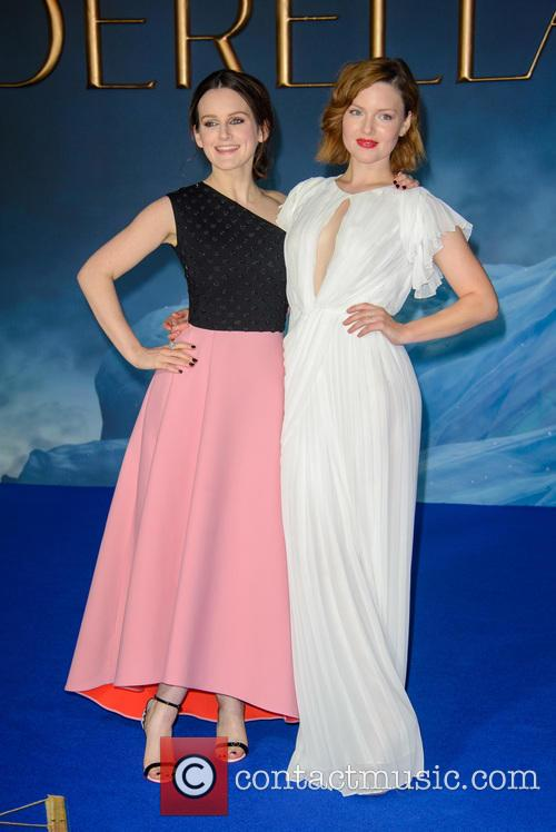 Sophie Mcshera and Holliday Grainger 1