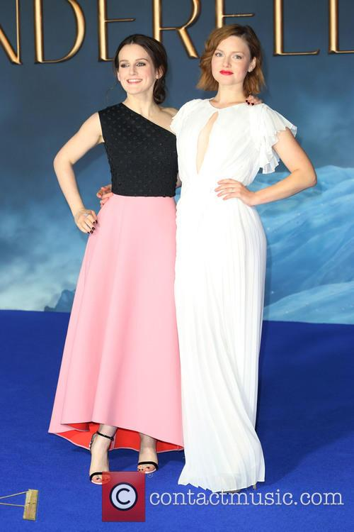 Sophie Mcshera and Holliday Grainger 6