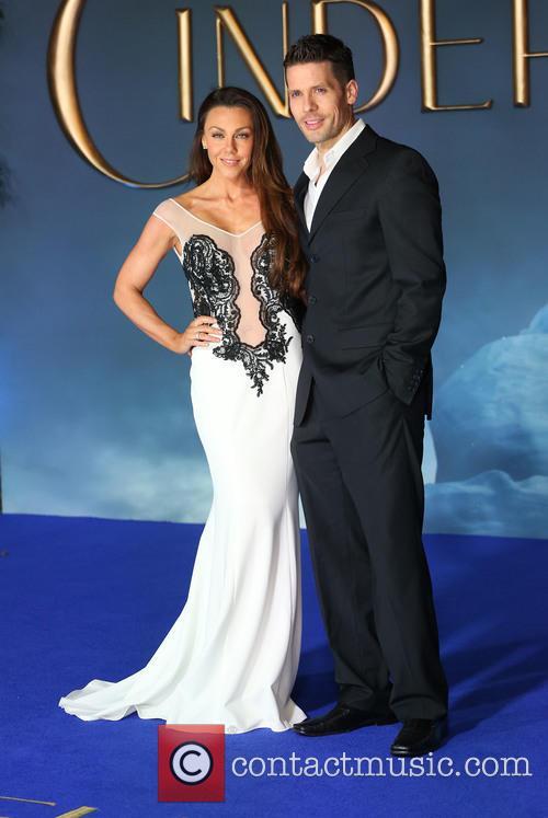 Michelle Heaton and Hugh Hanley 2