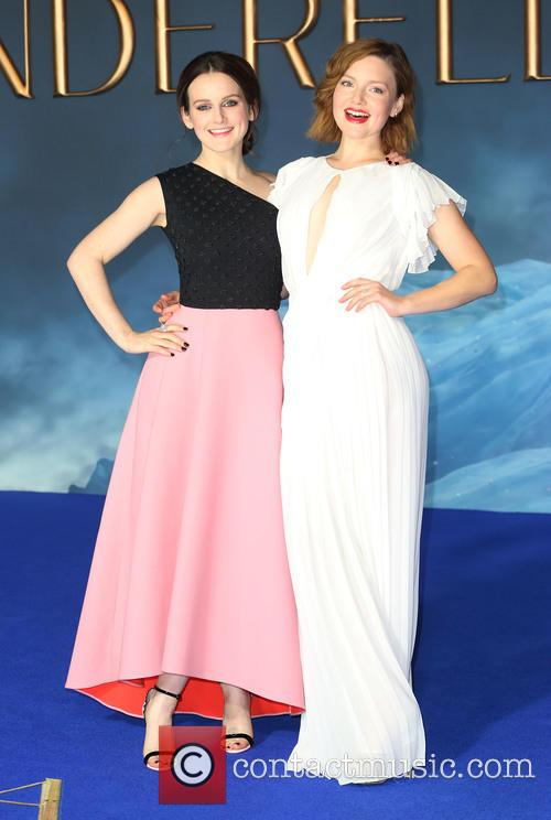 Sophie Mcshera and Holliday Grainger 8