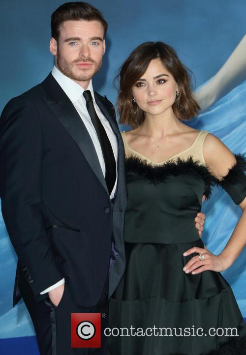 Richard Madden and Jenna Louise Coleman 4
