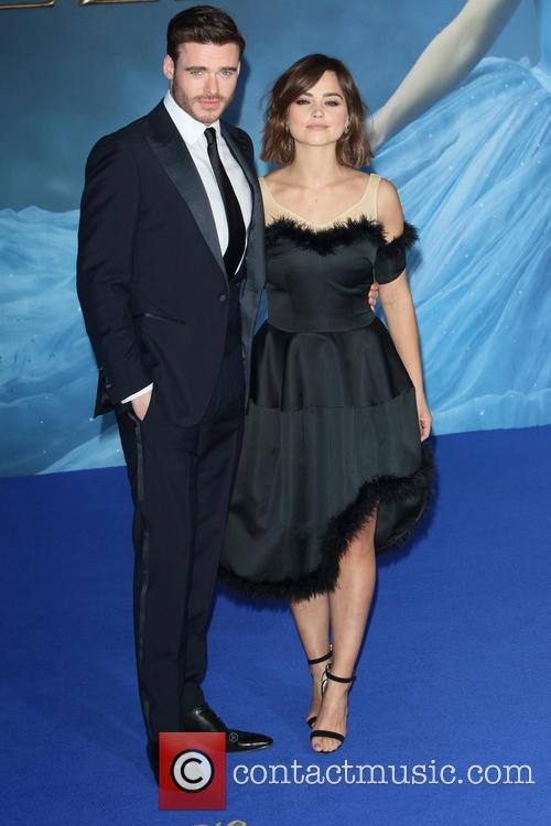 Richard Madden and Jenna Louise Coleman 5