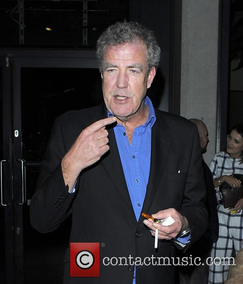Jeremy Clarkson at the Roundhouse