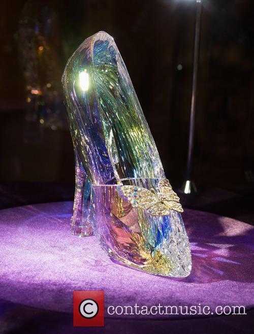 Cinderella Shoe 1
