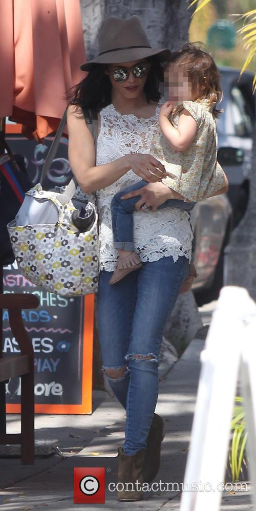 Jenna Dewan and Everly Tatum 2