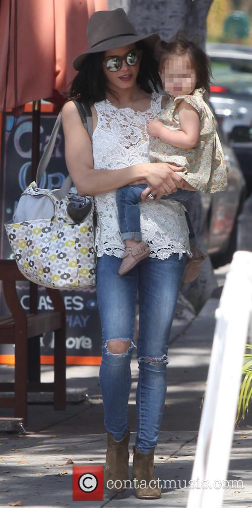 Jenna Dewan and Everly Tatum 4