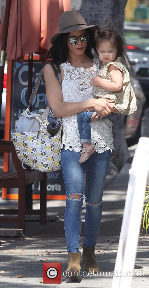 Jenna Dewan and Everly Tatum 5