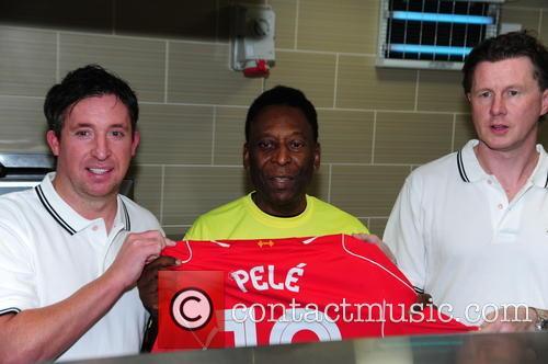 Pele, Robbie Fowler and Steve Mcmananam 7