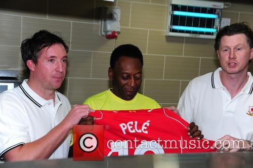 Pele, Robbie Fowler and Steve Mcmananam 8