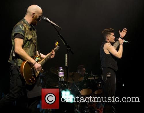 The Script and Danny O'donoghue 11