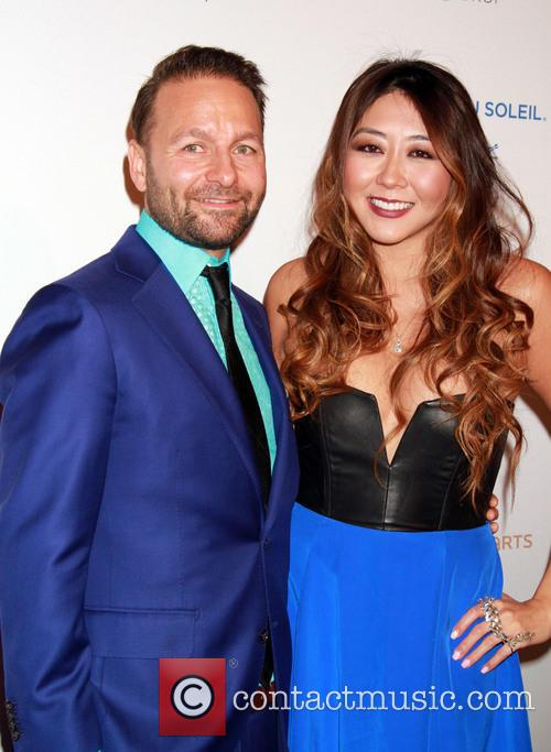 Daniel Negreanu and Maria Ho 2