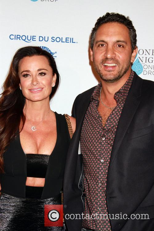Kyle Richards and Mauricio Umansky 4