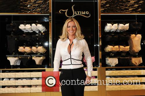 Ultimo founder Michelle Mone OBE opens Ultimo's new...