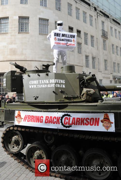 Petition and Bring Back Clarkson 8