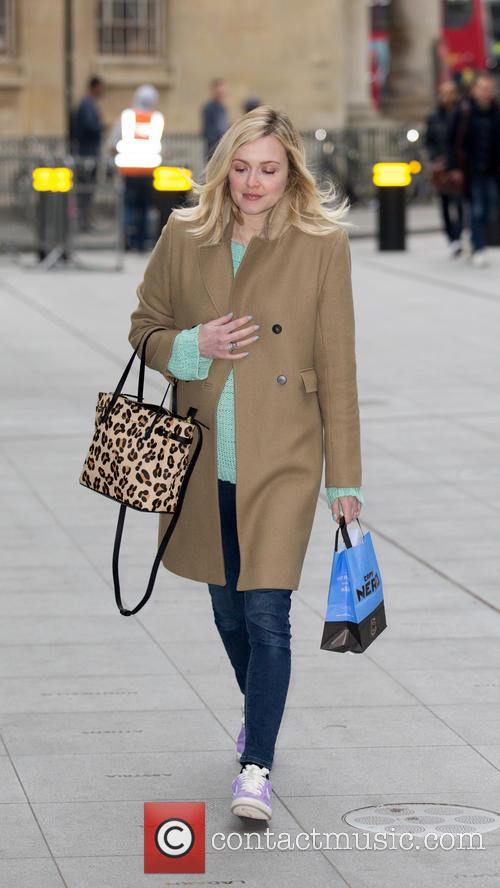 Celebrities at the BBC Radio 1 - Fearne...