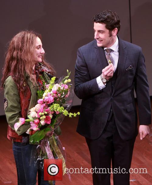 Tracee Chimo and Jason Biggs 11
