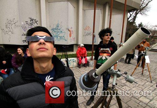 Bulgaria Solar Eclipse 6