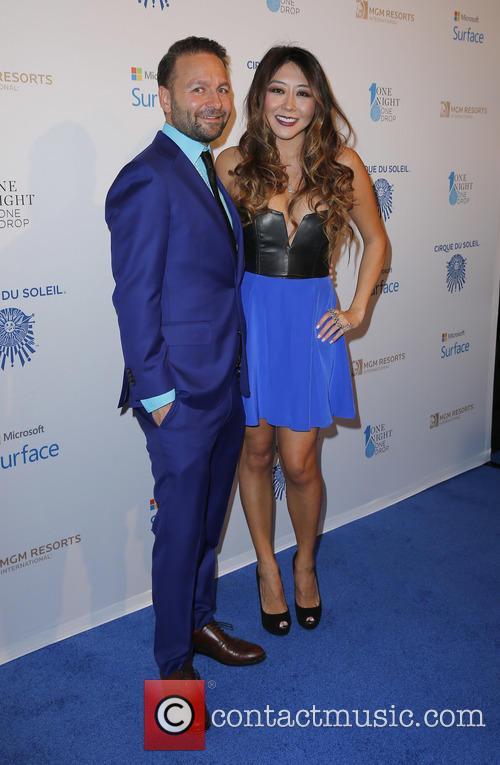 Daniel Negreanu and Maria Ho 3