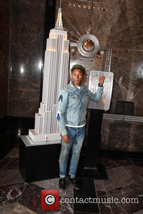 Pharrell Williams 9