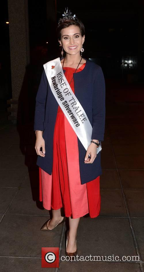 Maria Walsh  - Rose Of Tralee 3