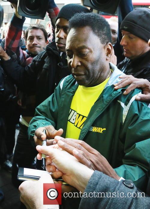 Pelé and Pele 4
