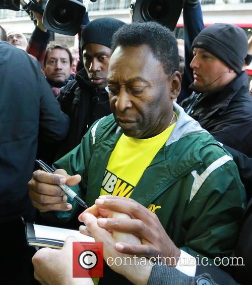 Pelé and Pele 5