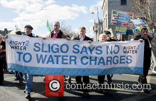 Irish Water Protesters 6