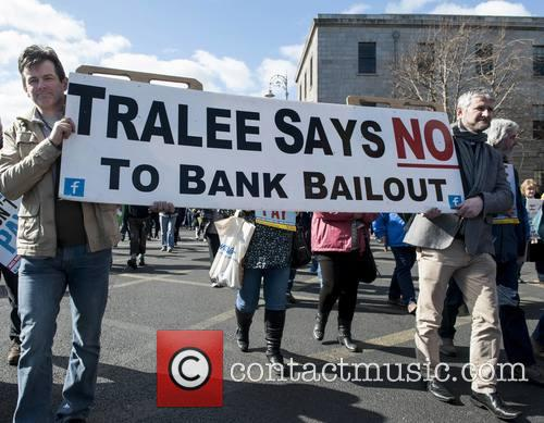 Irish Water Protesters 9
