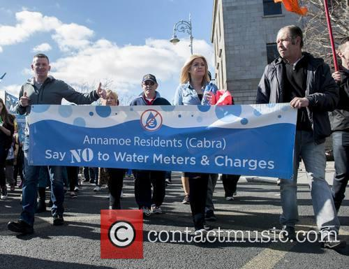 Irish Water Protesters 11