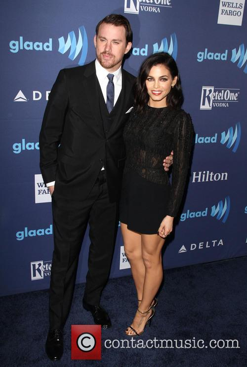 Channing Tatum and Jenna Dewan 11