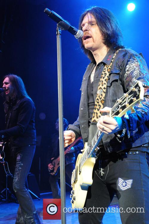 Ricky Warwick and Damon Johnson