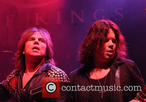 Joey Tempest and John Norum 7