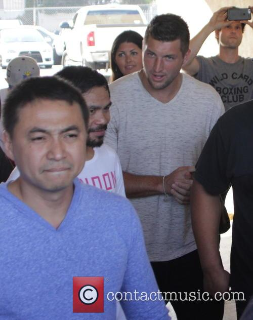 Tim Tebow and Manny Pacquiao 1