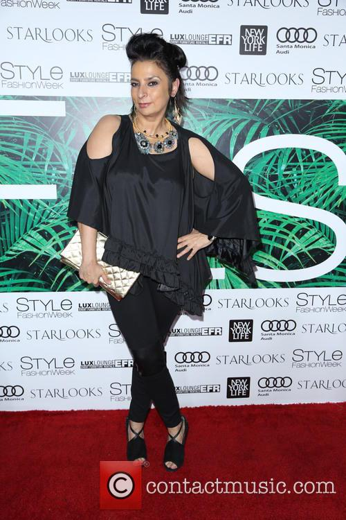 Andre Soriano 2015 Los Angeles Style Fashion Week 2