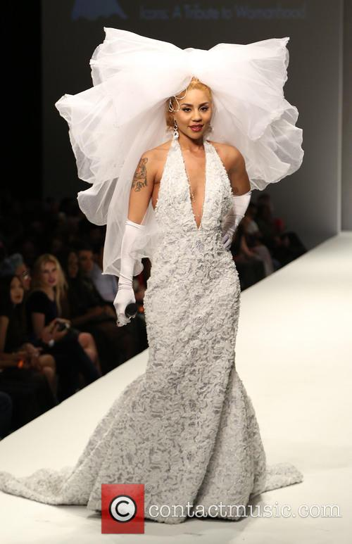Joy Villa 2015 Los Angeles Style Fashion Week 8