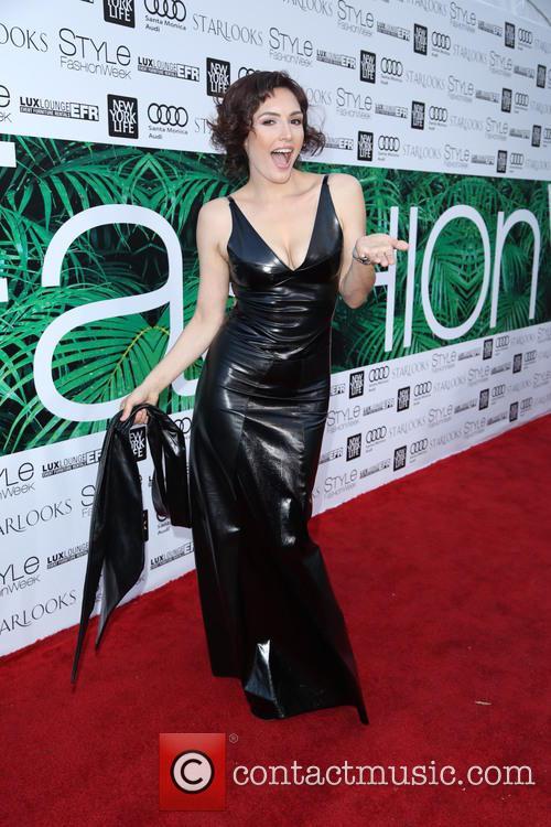 Natalya Joy Prieto 2015 Los Angeles Style Fashion Week