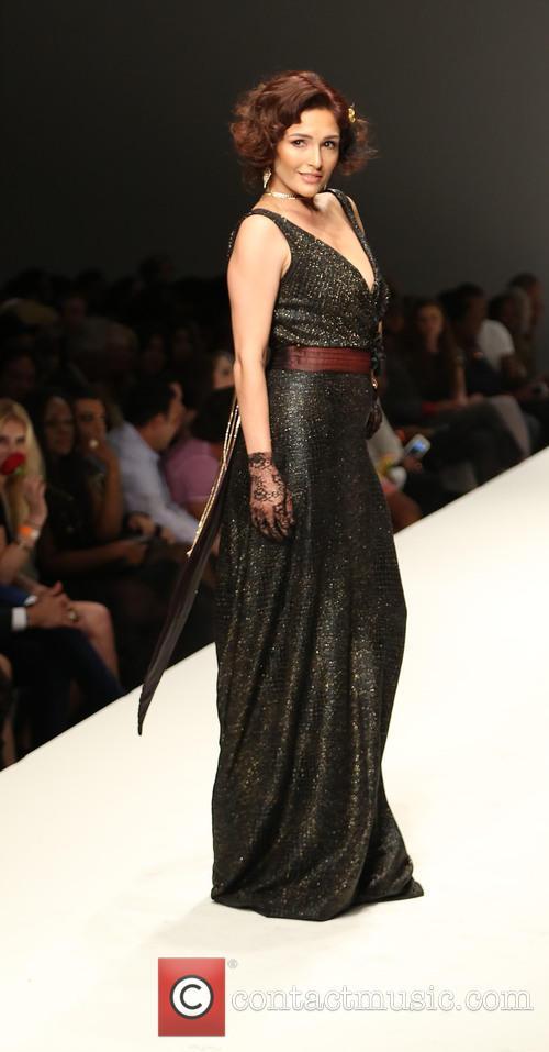 Natalya Joy Prieto 2015 Los Angeles Style Fashion Week 5 Pictures