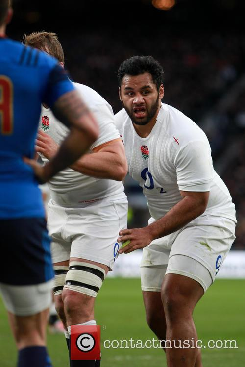 Billy Vunipola 1