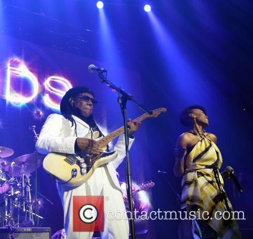 Chic and Nile Rodgers 5