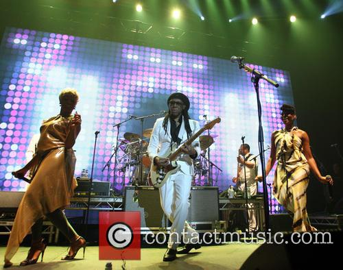 Chic and Nile Rodgers 7