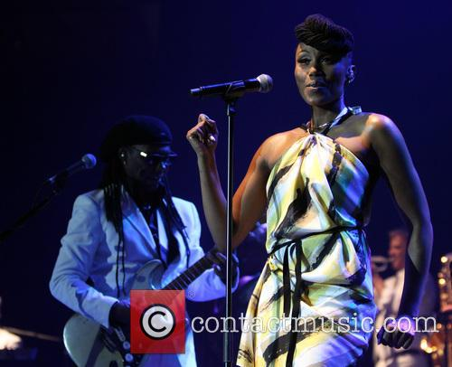 Chic, Nile Rodgers and Folami 2