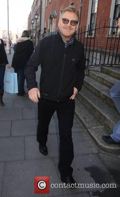 Sir Kenneth Branagh 8